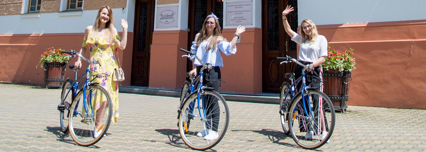 Ai bicicletă sau vrei bicicletă?